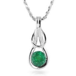Emerald Necklaces and Pendants